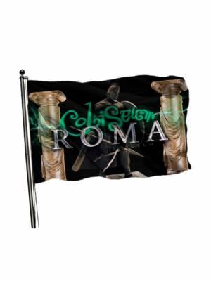 BANDERA ROMA AUTUM COLISEUM