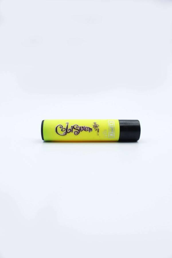 Mechero Clipper soft amarillo