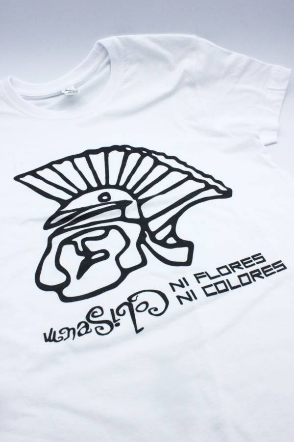 Camiseta Ni flores, Ni colores Coliseum
