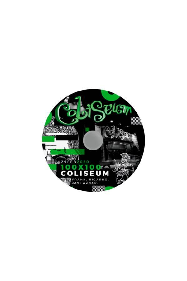 CD 100X100 COLISEUM